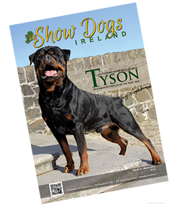 Show Dogs Ireland March 2015 Front Cover