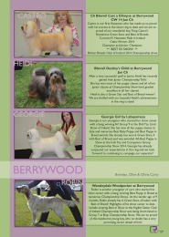 Berrywood Advert - August 2014