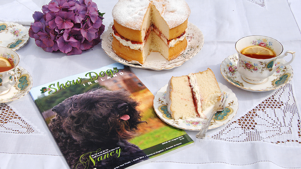 Show Dogs Ireland Afternoon Tea Cover